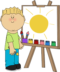 picture clipart painting cute clipart