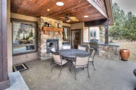 indoor outdoor fireplace popular