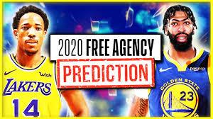 NBA Free Agency 2020 Predictions - Top ...