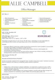 Resume Best Practices 2017 Resume Format Resume Now Number