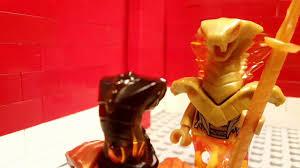 Lego ninjago season 11 ep. 9 Aspheera revives Char (scene recreation) -  YouTube