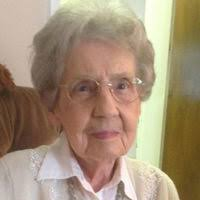 Obituary | Edith Benson | Jones-Parkview Funeral Services