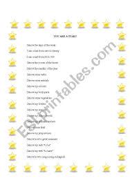 A Progress Chart For Kids Esl Worksheet By Ants