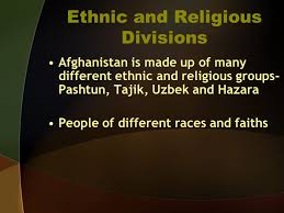 the kite runner khaled hosseini ppt video online  ethnic and religious divisions