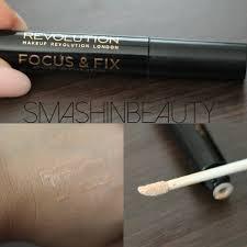 makeup revolution focus fix eye primer