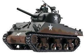 Купить <b>радиоуправляемый танк Torro Sherman</b> M4A3 RTR 1:16 ...