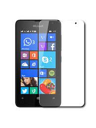 <b>Аксессуар</b> Защитное стекло <b>Krutoff</b> для Nokia Lumia 435 0.26mm ...
