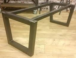 diy table base for glass top coffee bases tops en wood contemporary 3 home design ideas