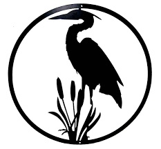 >showing photos of blue heron metal wall art view 19 of 20 photos  blue heron clipart heron bird china cps for most up to date blue heron metal