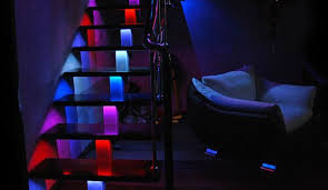 interior step lighting. Lighting Design For Stairs And Interior Decorating Step W