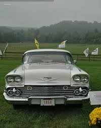 1958 Chevrolet Bel Air Series at the Radnor Hunt Concours d'Elegance