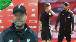 He was must known to play for mr. Jurgen Klopp Says Kids Will Give Liverpool Beautiful Future As Perfect Home Record Falls Mirror Online