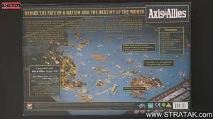 Axis Allies Pacific 1940 Second Edition