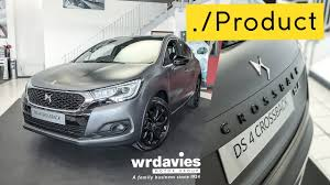ds 4 crossback moondust w r davies motor group