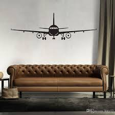 3d airplane wall stickers muraux wall decor airplane wall art decal decoration vinyl stickers removable airplane wallpaper mario wall decals mario wall