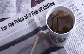 Image result for two cups of coffee to go