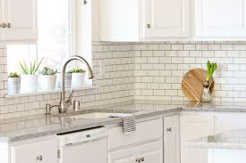 How To Install Backsplash Tile In Kitchen Magnificent Kitchen Renovation Series Installing A Tile Back Splash