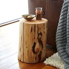 tree trunk furniture for sale. side table natural tree stump buy trunk coffee furniture for sale