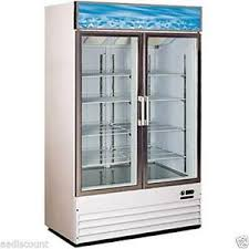 Stand Up Display Freezer Glass Door Freezer eBay 61