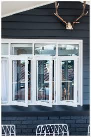 Wideline Casement windows in white. www.wideline.com.au
