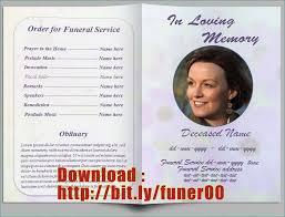 microsoft office funeral program template free editable funeral program template microsoft word elegant