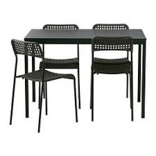 Image Contemporary TÄrendÖ Adde Table And Chairs Black Ikea TÄrendÖ Adde Table And Chairs Ikea