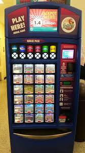 Florida Lotto Vending Machines Beauteous Lottery Vending Machine Powerball Is At 48848 Billion Quick Picks