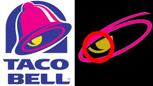 taco bell logo 666.  666 ANIMATION Of Hidden OCCULT Symbolism In TACO BELL Logo Inside Taco Bell Logo 666