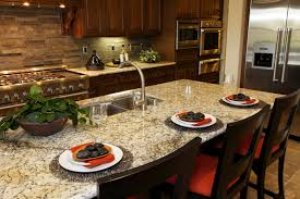 elegant kitchen countertop