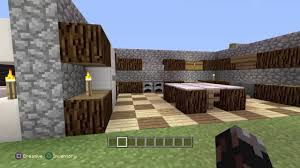 Minecraft Modern Kitchen Minecraft Modern And Old Fashioned Wood Kitchen Designs Youtube