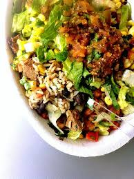 Image result for picture of chipotle bowls