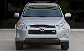 Toyota RAV4 Limited 4WD V-6 | Road Test | Car and Driver