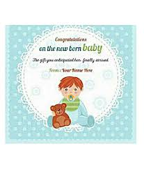 Lp New Born Baby Greeting Card Buy Online At Best Price In India