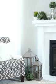paint fireplace white how to paint a tile fireplace surround its so easy to give your