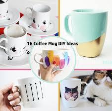 day 12 gift ideas 16 coffee mug diy ideas