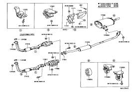 similiar 1997 toyota camry exhaust diagram keywords 1901 toyota camry engine diagram 1901 engine image for user