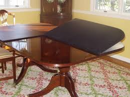 Dining Room Table Extensions Pads