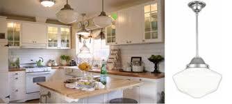 Cottage kitchen lighting Cottage Decor Whether Pinterest Schoolhouse Pendants In Old Cottage Kitchen Blog
