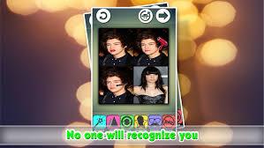 makeup transformation photo editor attractive celebrity parody crop per effect s screenshot 3