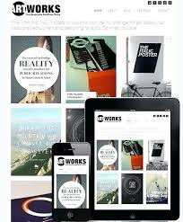 Free Responsive Gallery Template