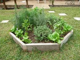 outdoor herb garden. Herb Garden \u2013 Elegant Outdoor Design Ideas B
