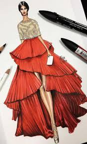 The 25 Best Fashion Design Sketches Ideas On Pinterest Art