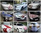 Свадебное оформления машины своими руками