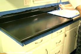 can laminate countertops be resurfaced how