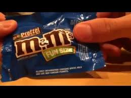 m m snack size