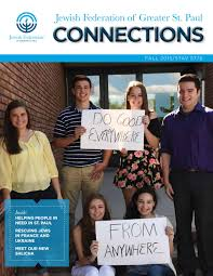 connections fall by jewish federation of greater st paul issuu