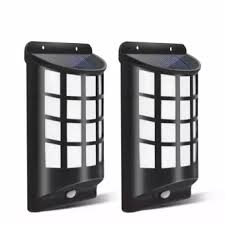 outdoor solar wall lights. Wireless Security Motion Sensor Solar Night Lights LED Lamp Waterproof Outdoor Fence Pathway Porch Wall