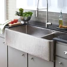 retrofit a sink pros and cons of farmhouse sinks with laminate countertops countertop elegant kitchen design