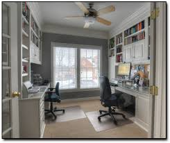 dual desk home office. Dual Desk Home Office \u2013 Organization Ideas For Small O