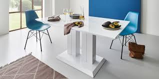 Esstisch Stühle Leder Weiss | mxpweb.com